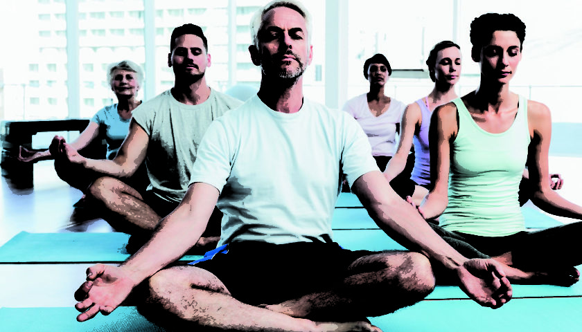 Got Lower Back Pain? Try Yoga
