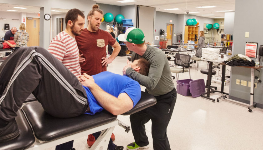 Stroke Physical Therapy Freedom from Immobility
