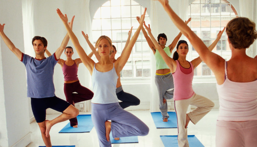 Yoga And Gym it is a Methods For Fitness Health